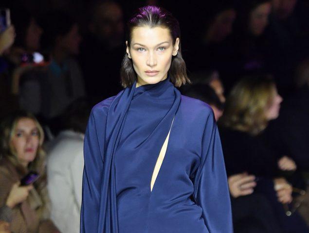 Así fue el desfile de Boss en la semana de la moda de Milán