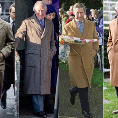 Abrigos príncipe Carlos