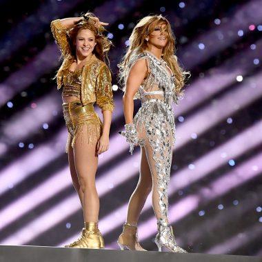 Shakira y JLo Super Bowl 2020