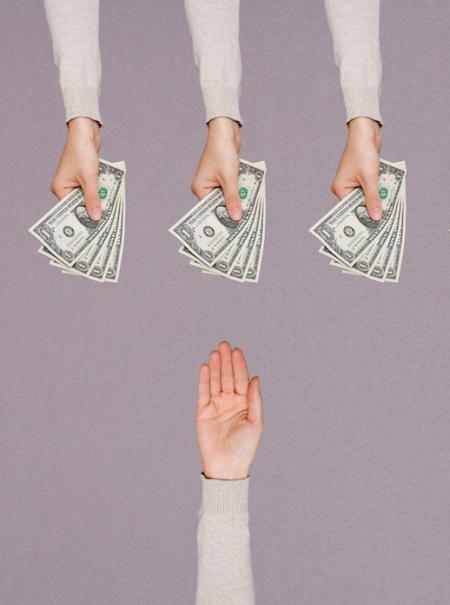 Por qué las mujeres deberíamos hablar más de dinero