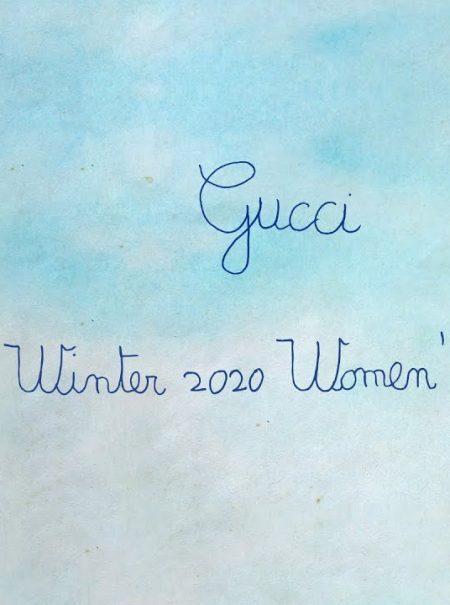 Así ha sido el desfile de Gucci en Milán