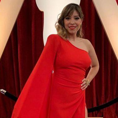 Los vestidos españoles de Gisela en los Oscar