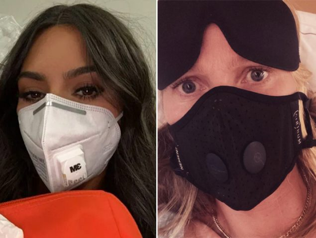 Cómo las 'celebrities' alimentan la histeria por el coronavirus