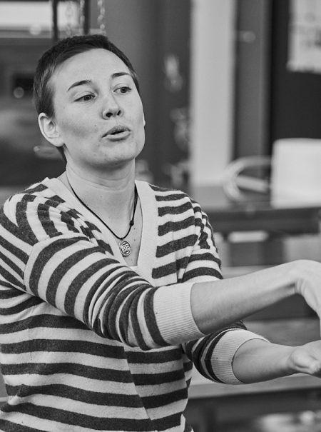 Francesca Zampollo y la última revolución gastronómica, el 'food design'