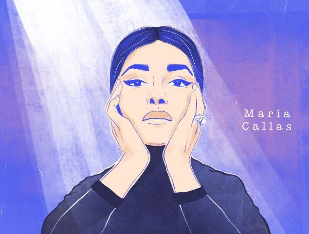 «Cada vez que salgo ahí fuera se lanzan contra mí»: por qué María Callas se recluyó totalmente sus últimos días