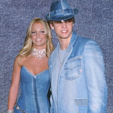 Look Britney Spears Justin Timberlake