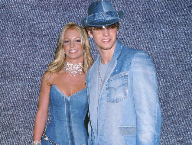 Hortera e icónico: cómo el 'look' vaquero a juego de Britney y Justin pasó a ser historia de la moda