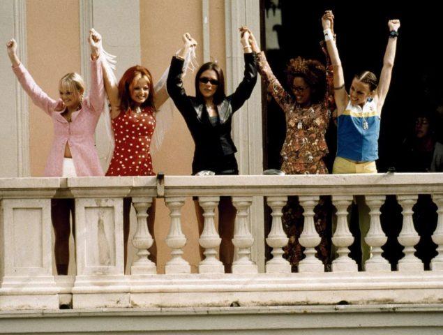 La fabulosa historia de cuando las Spice Girls hicieron en Granada la presentación mundial de su disco