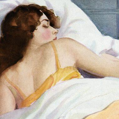 Almohadas de seda Slip