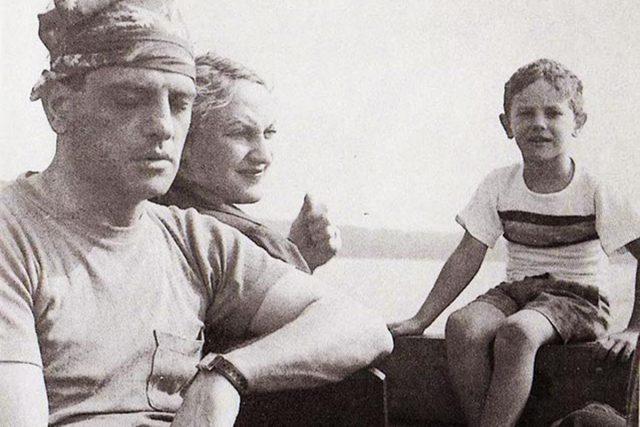 Jeanne y Luis Buñuel