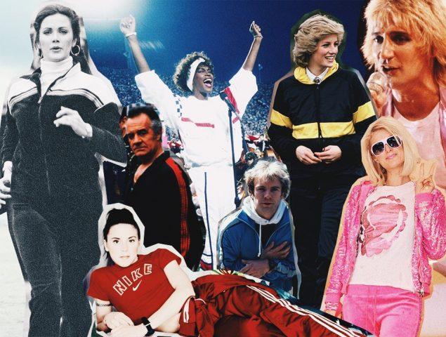 Princesas, raperos, dictadores o divas: por qué la irresistible atracción del chándal no conoce fronteras