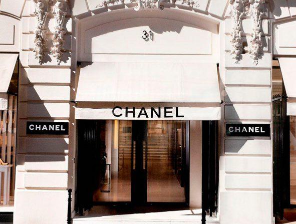 Chanel mascarillas coronavirus