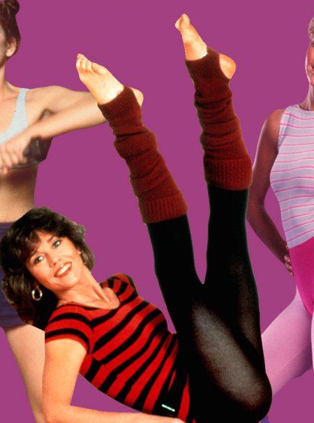 Jane Fonda, Cindy Crawford o Eva Nasarre: las 10 mejores rutinas de ejercicio retro para hacer en casa