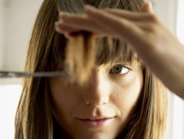 Cortarse el pelo en casa