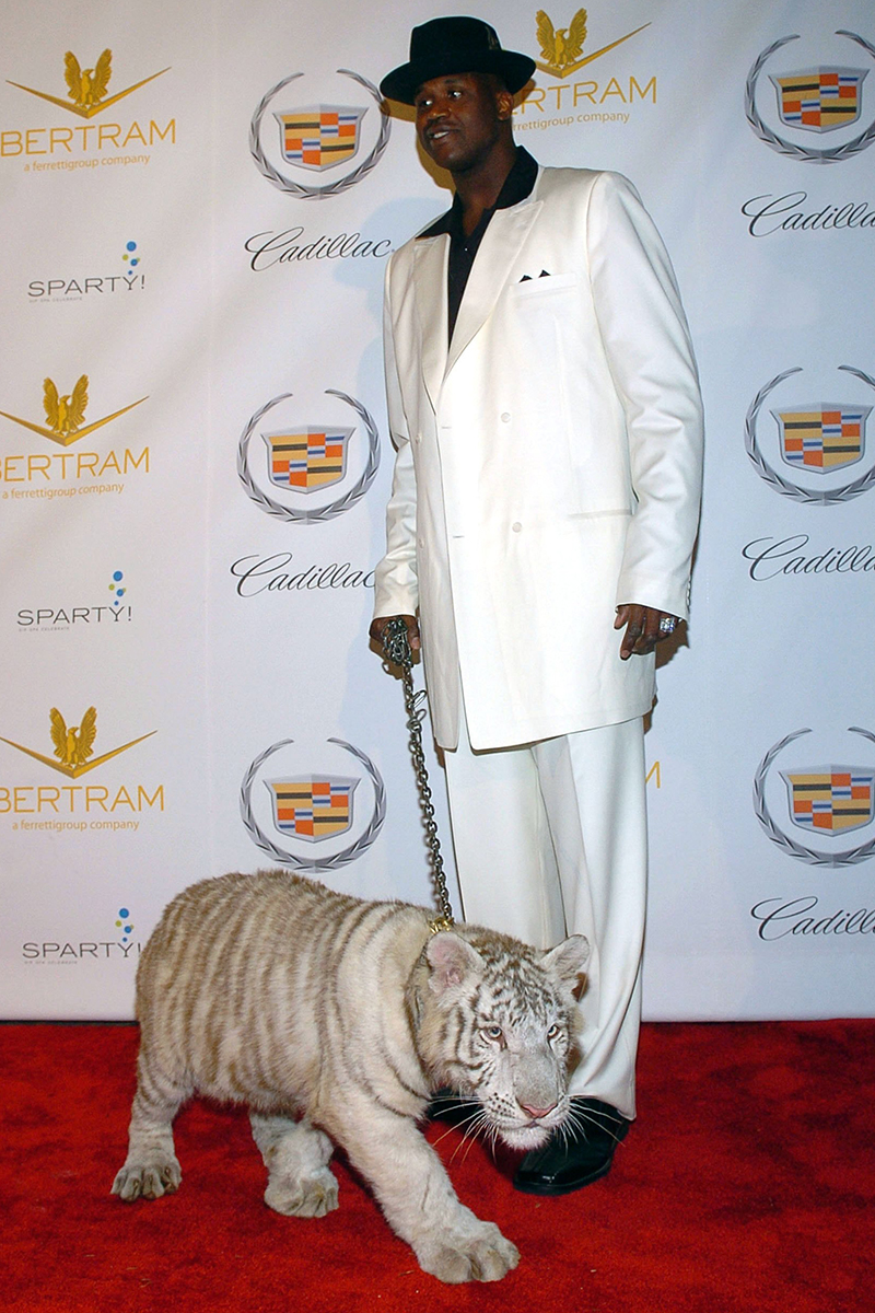 Shaquille ONeal
