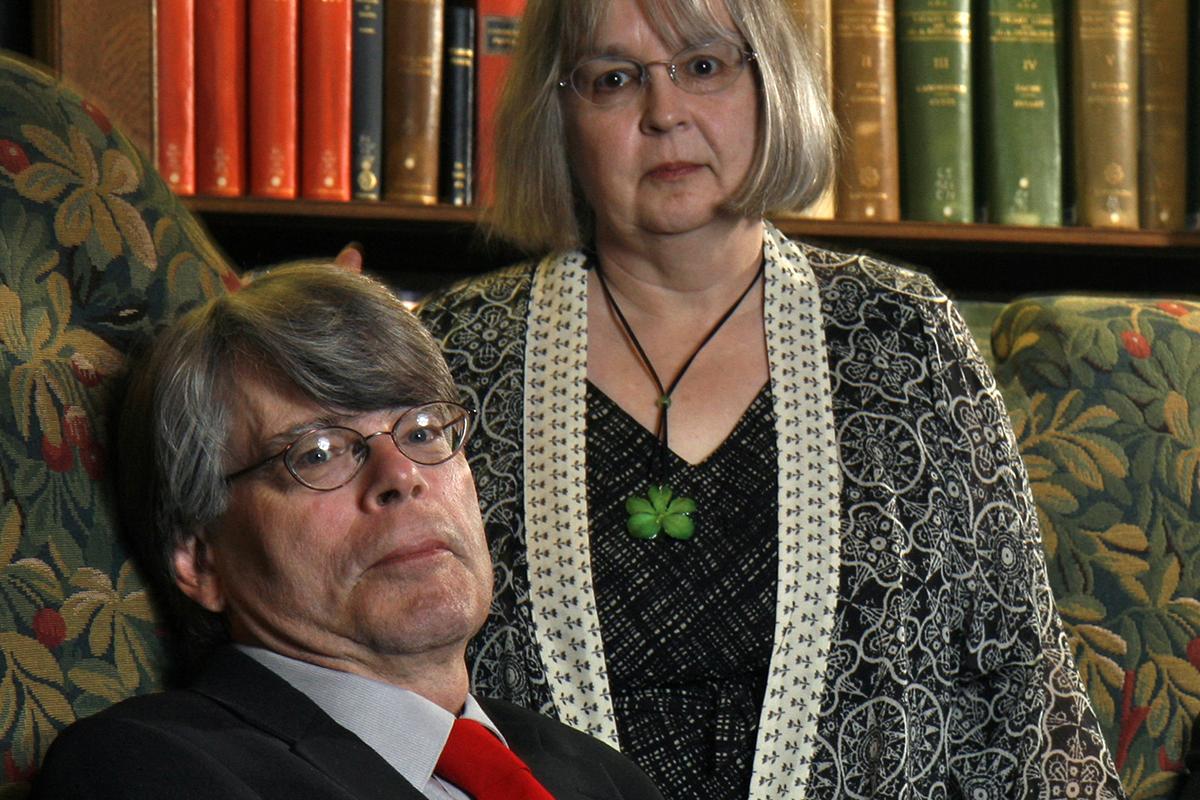 Tabitha y Stephen King