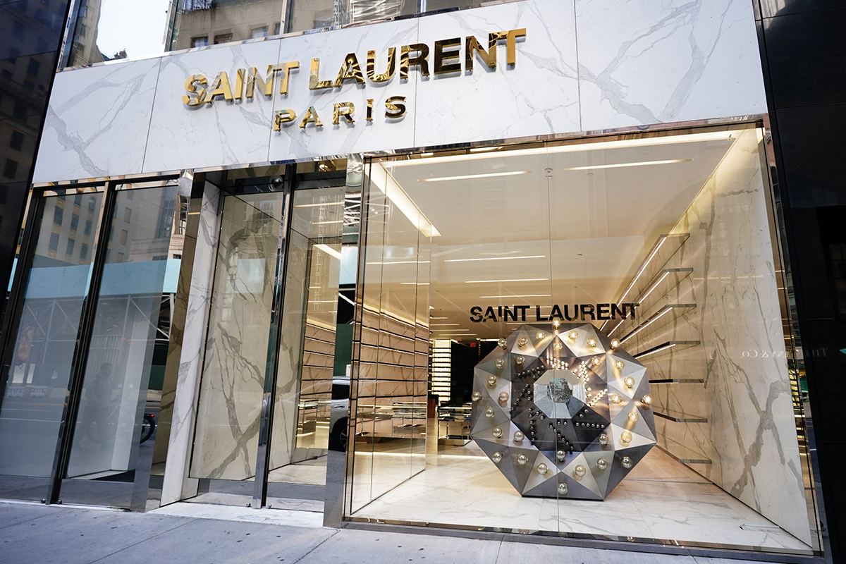 Saint Laurent en Nueva York