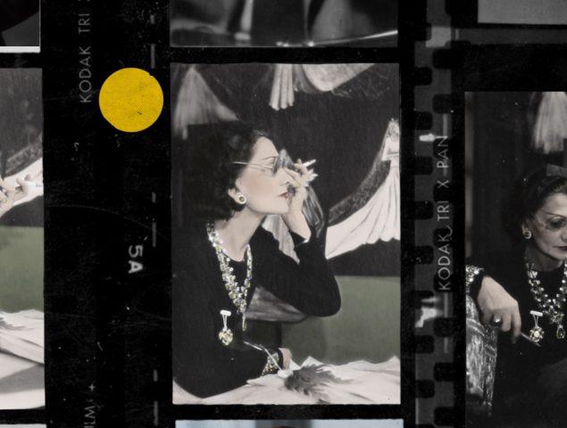 Gabrielle Chanel y su profunda pasión por el cine