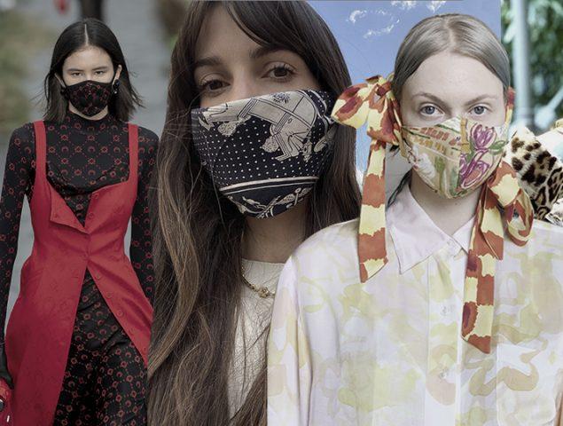 Las mascarillas serán un accesorio de moda: ¿hay un dilema ético ...