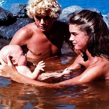 Brooke Shields El lago azul