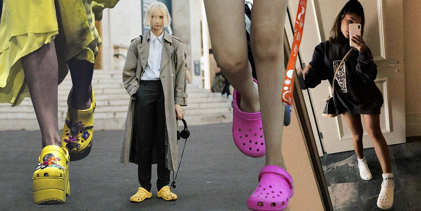 El extraño caso de las 'crocs': cómo el zapato más feo del mundo se ha convertido en un superventas