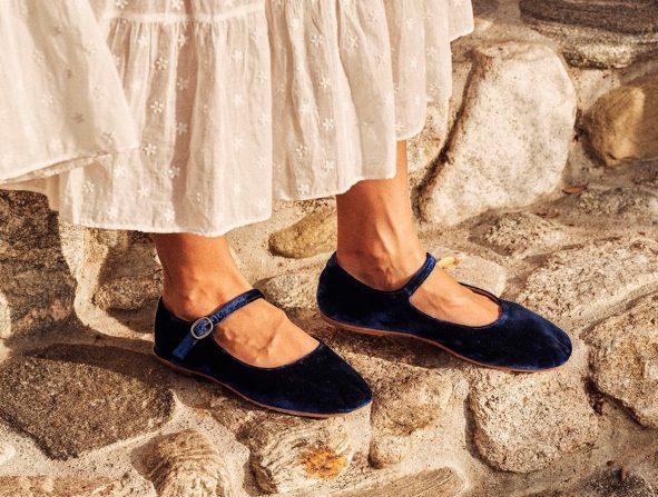 Merceditas zapatos