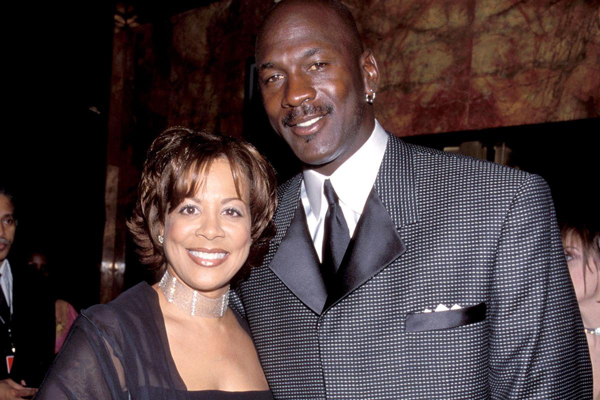 Juanita Vanoy: la enigmática exmujer de Michael Jordan que no fue invitada  a 'El último baile'   Vips   S Moda EL PAÍS
