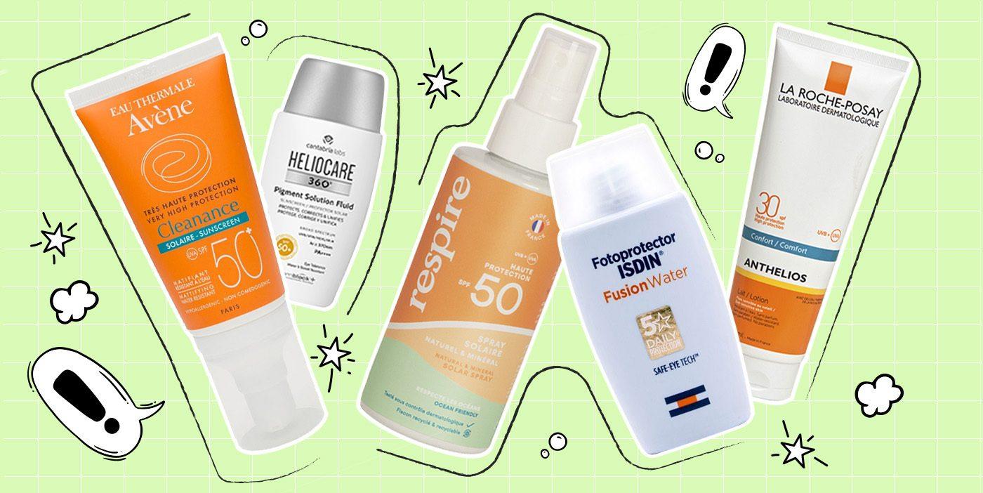 Estos Son Los Mejores Protectores Solares Según Las Usuarias De Amazon Sephora Y Las Farmacias Online Belleza S Moda El País