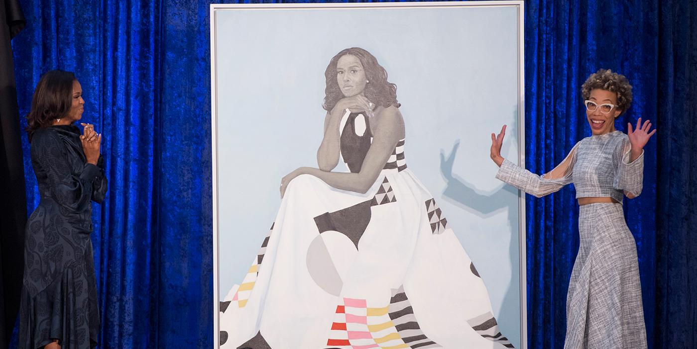 Amy Sherald pintora negra