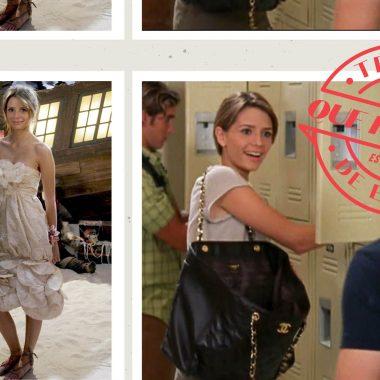 Imitaciones de Chanel y un vestido icónico: por qué la estrambótica Marissa Cooper de 'The O.C.' fue la última 'it girl' analógica