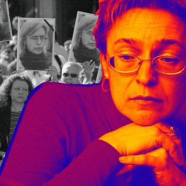 Anna Politkovskaya biografia