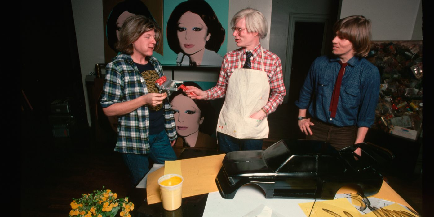 Brigid Berlin Warhol