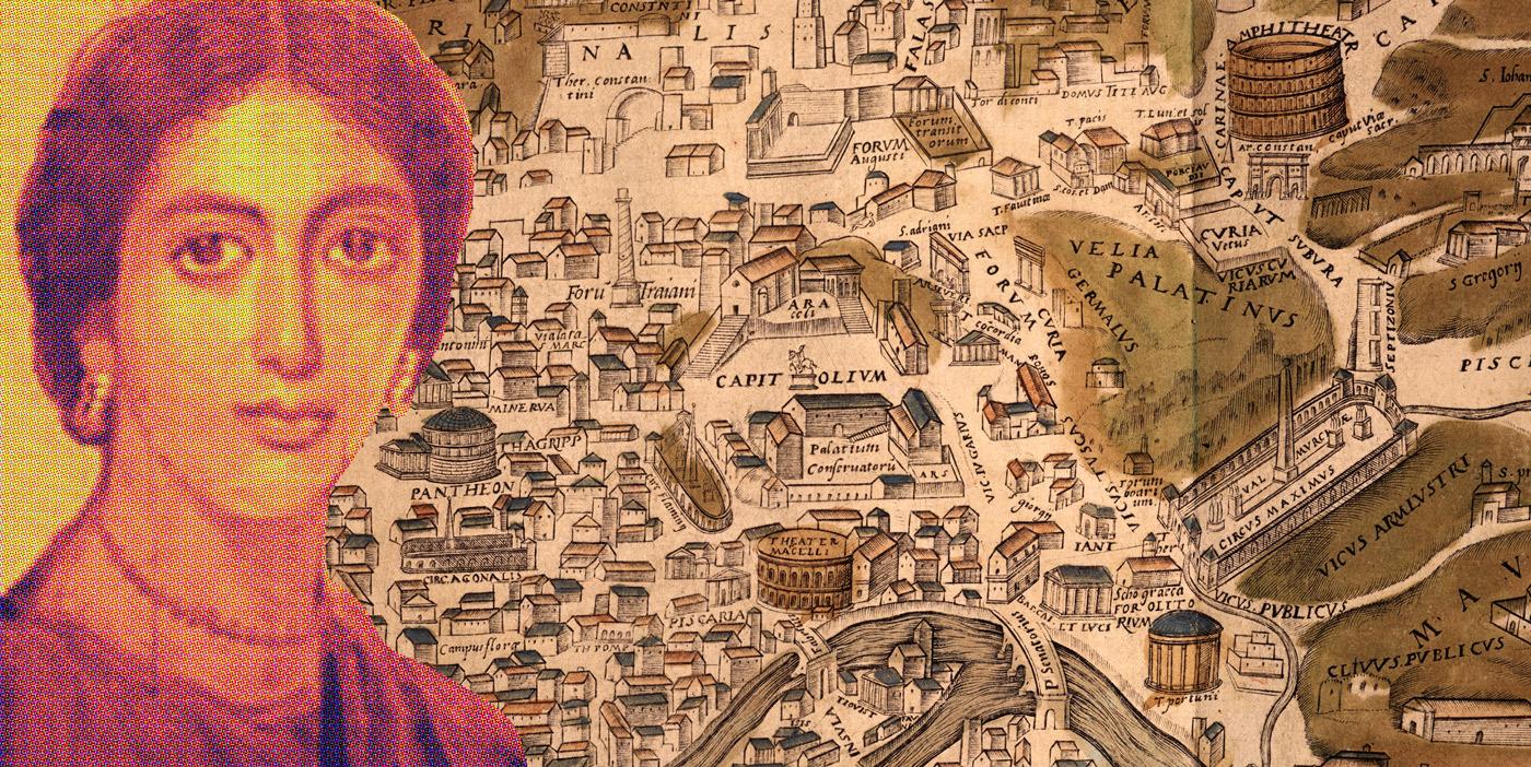 Egeria, la «monja de El Bierzo» que se adelantó 1.500 años al Tripadvisor