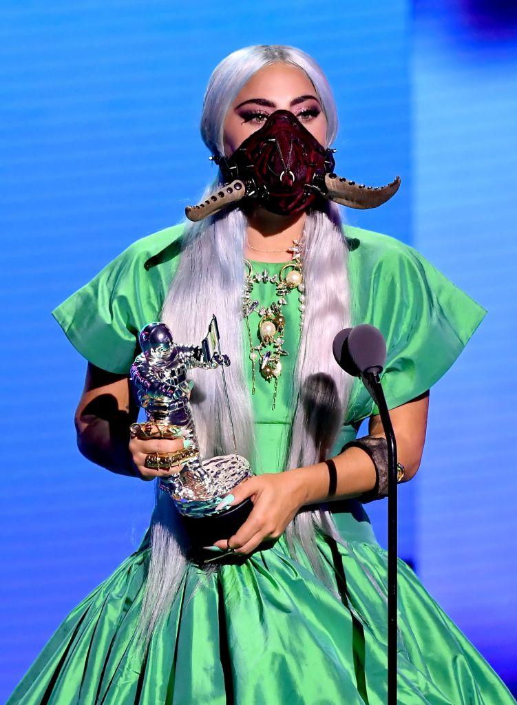 Lady Gaga premios MTV