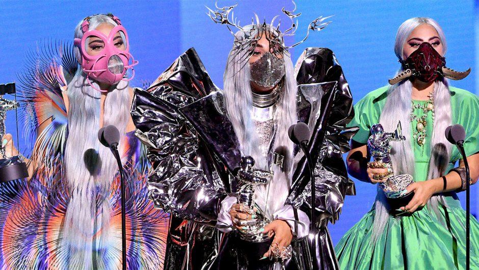 Lady Gaga mascarillas