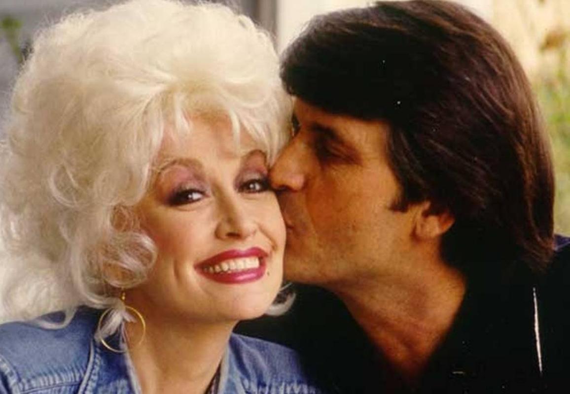 Dolly Parton y Carl Thomas Dean