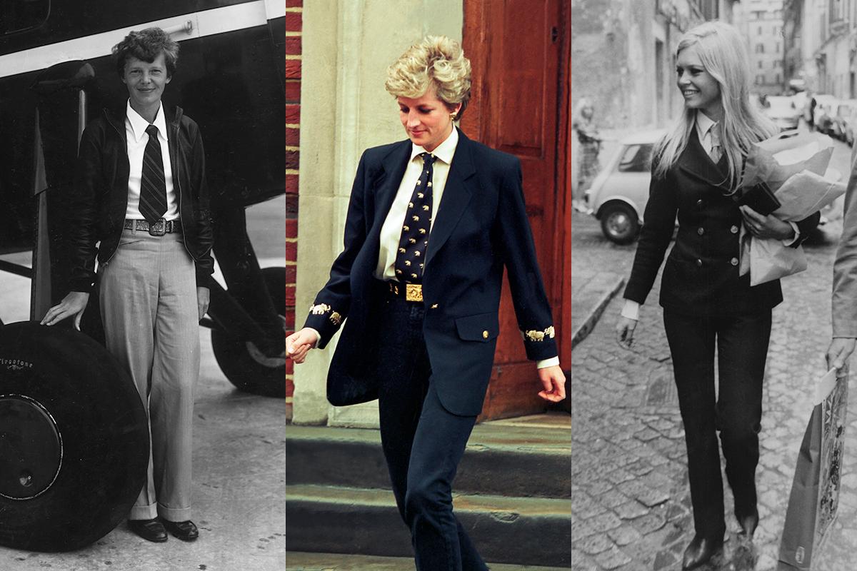La corbata a lo largo de los tiempos
