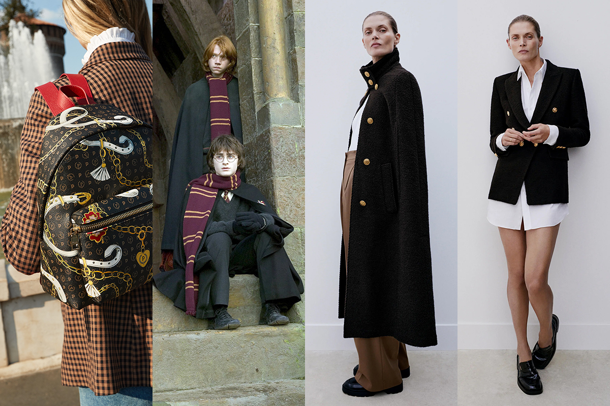 De Harry Potter a Zara