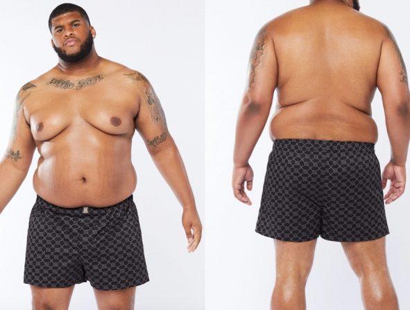 Hombres talla grande