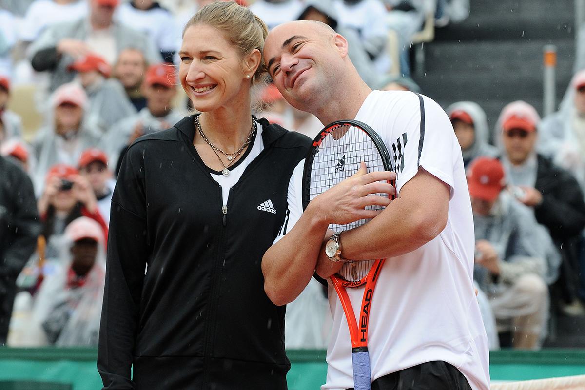 Cómo la obsesión de Andre Agassi con Steffi Graf se convirtió en el matrimonio más improbable del tenis