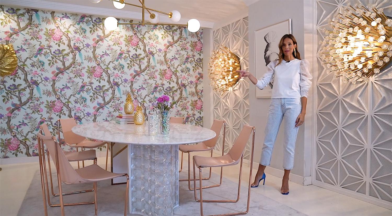 Engancharse al color: visitamos la casa de la diseñadora de interiores Miriam Alía