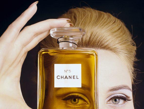 Chanel numero 5 libro