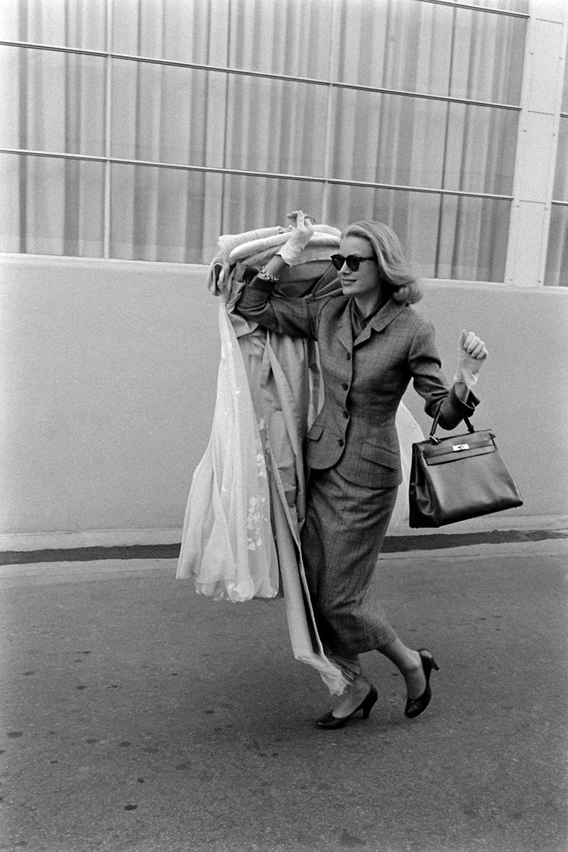 Grace Kelly con el bolso Kelly