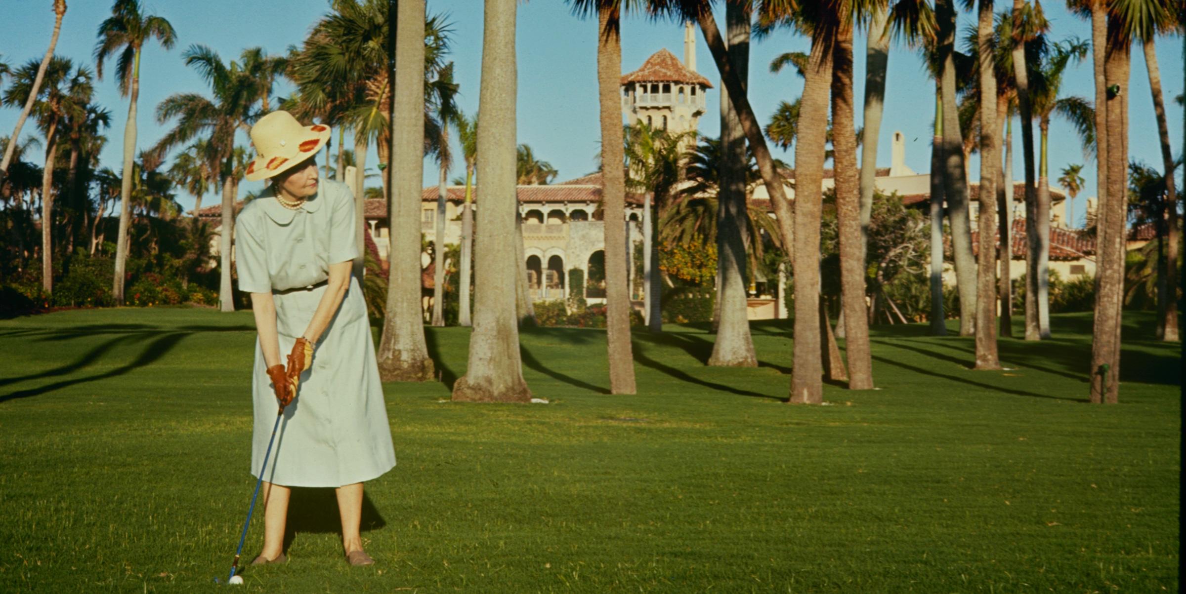 La apasionante vida de Marjorie Merriweather Post, la multimillonaria que fundó Mar-a-Lago, la nueva residencia de la familia Trump