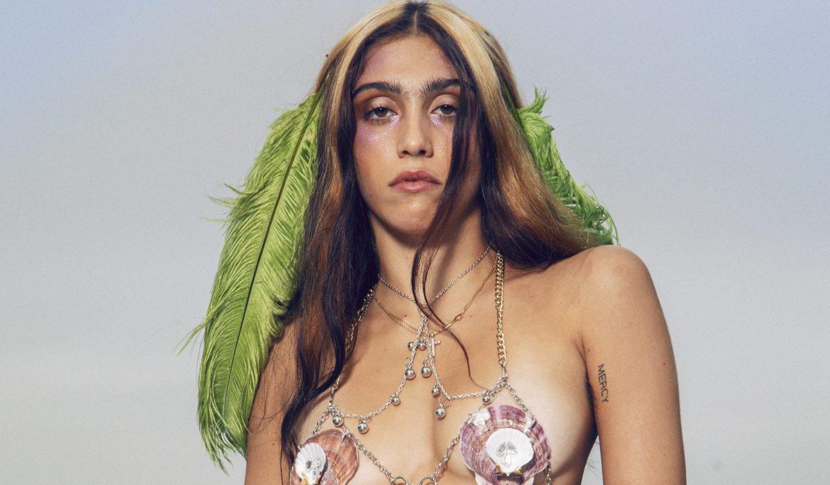 Hija Madonna modelo