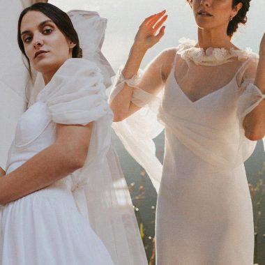Vestidos novia sostenibles