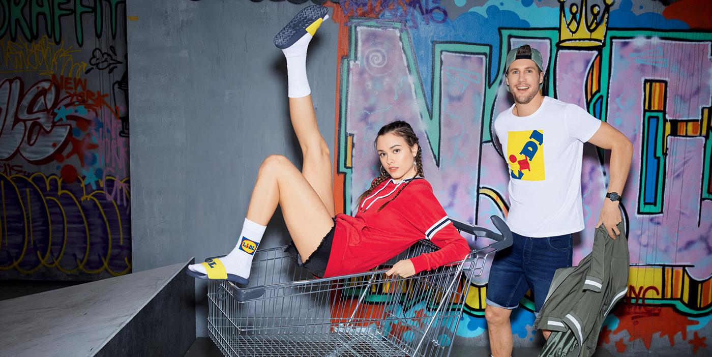 Nunca una broma salió tan redonda: así ha logrado Lidl poner de moda su ropa y revolucionar las ventas