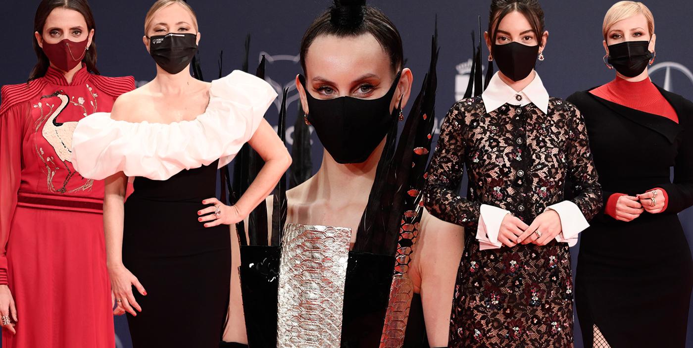 Los mejores 'looks' de los premios Feroz 2021