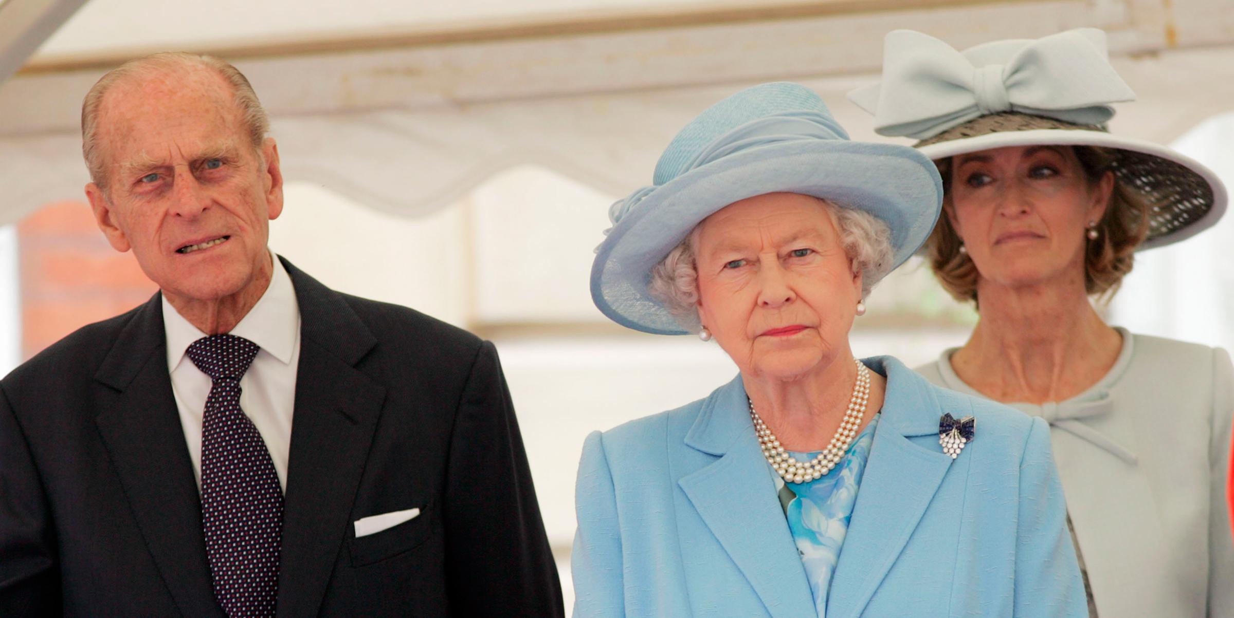 «Compartieron décadas de afecto»: la invitada más inesperada al funeral del duque de Edimburgo