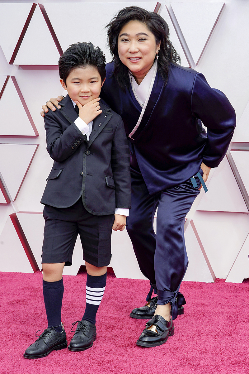 Alan S. Kim y Vicky Kim